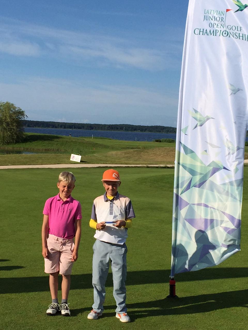 TOETUS TUBLIMATELE! Eesti Golfi Liit toetab edukaid noorsportlasi