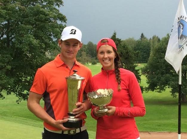 PÕHJANAABRITE GOLFIJUUBEL! Soome meistrivõistlustele golfis oodatakse parimaid