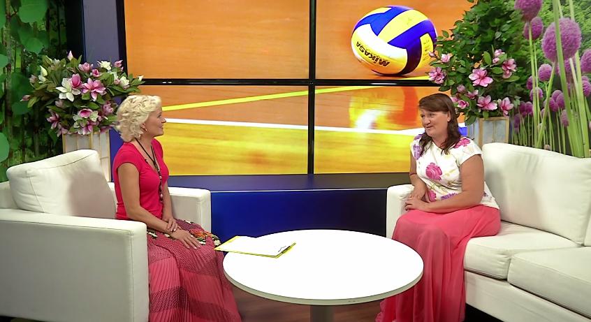 VIDEO! TÄNA+ SUVEL! Stuudios on Kohila võrkpalliklubi treener Ingrid Kanguri isikus