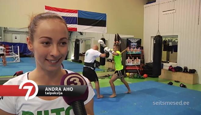 VIDEO! SUVISED SEITSMESED! Võitmatu tüdruk Andra Aho Maailma Karika eel: mõtlen ikka võidu peale