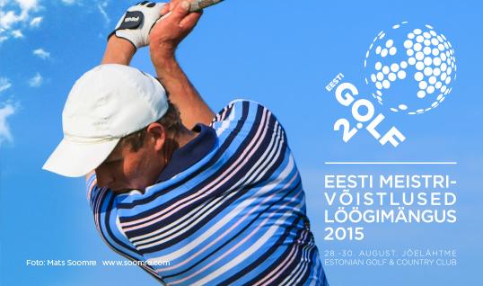 GOLFIS TULEMAS! Jõelähtme võõrustab Eesti löögimängu suurvõistlust