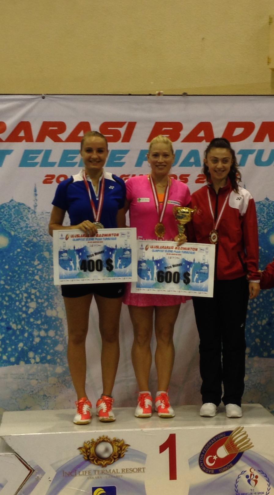 PALJU ÕNNE! Kati Tolmoff võitis Euroopa Karikaetapi