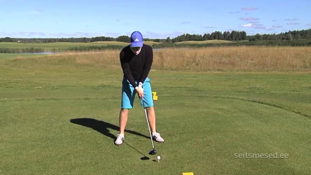 AJAKIRI GOLF! GOLF TV3-S! Mida peab pidama silmas, et sooritada golfis hea avalöök?