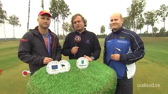 AJAKIRI GOLF! TV3 GOLFIRUBRIIK! Suuresta golfiväljakul müttavad maadlejad