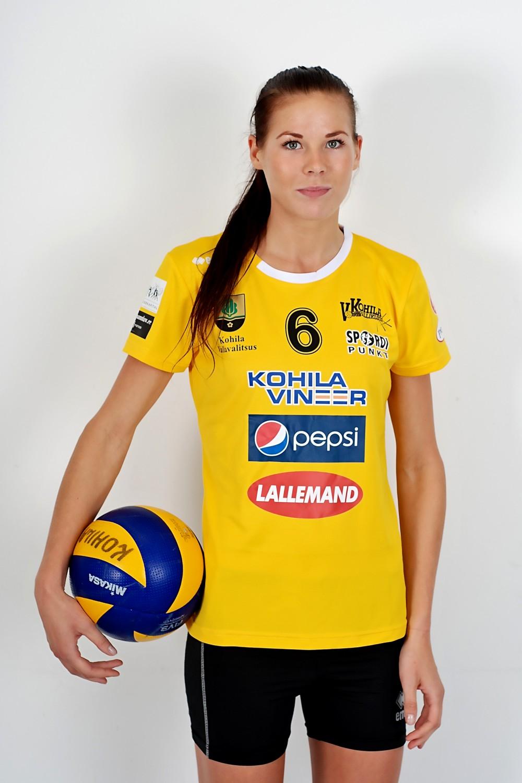 INTERVJUU! Kohila võrkpallitüdruk ja treener Marie Aasorg: selleks, et võimalikult kaugele jõuda tuleb maksimaalselt pühenduda