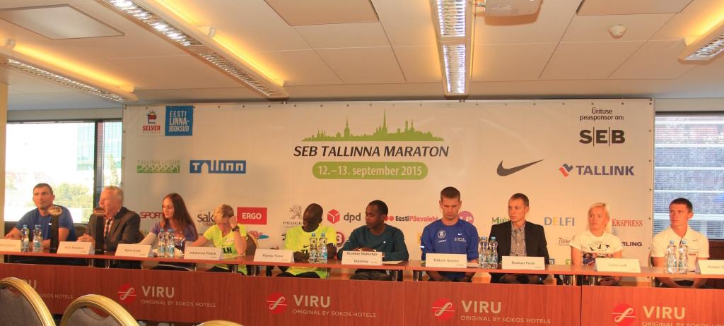 Pressikonverents_SEB Tallinna Maraton