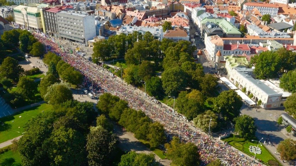 REKORDID PURUSTATUD! SEB Tallinna Maraton purustas rekordeid