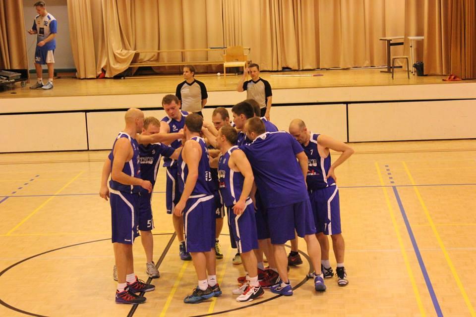 FOTOD! Eesti korvpallimeeskond Soomes loputas Lohjal kohalikke