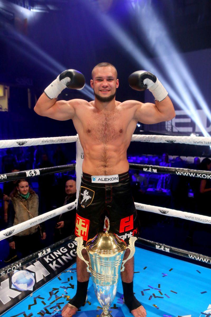 VIDEO JA HIIGELGALERII! Supervõitja Maxim Vorovski: mul oli tunne, et ma ei saa kaotada, ma kas võidan või suren
