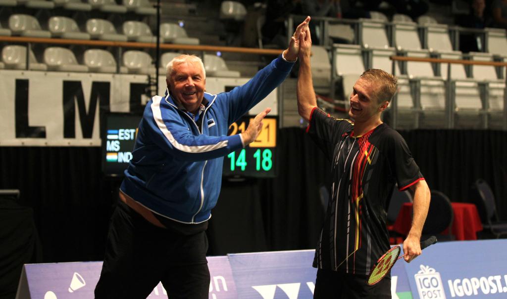 Raul Must suurepärase mänguga Hollandis GP poolfinaalis