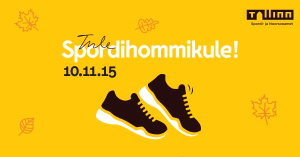 SPORDIHOMMIK KUTSUB TERVISE EEST HOOLT KANDMA! Tallinn kutsub spordihommikule