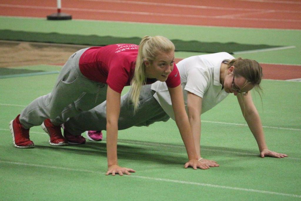 Spordihommikul osales varahommikustel treeningutel mitusada spordiharrastajat