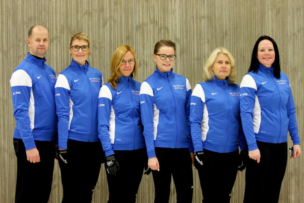KAITSEB POSITSIOONI! Eesti curlingunaiskond kaitseb Euroopa meistrivõistlustel kõrget positsiooni