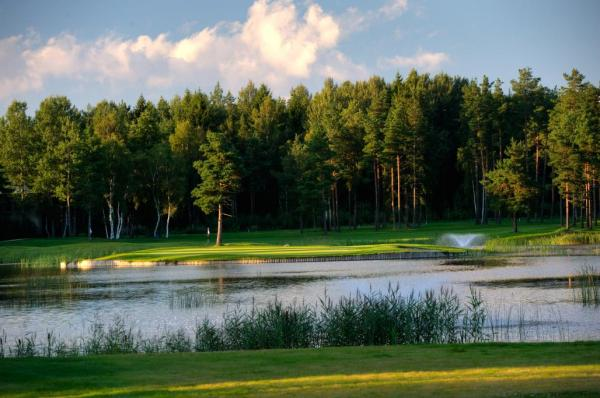 AJAKIRI GOLF! TÖÖLE! Niitvälja pakub osakest kaunist golfisuvest