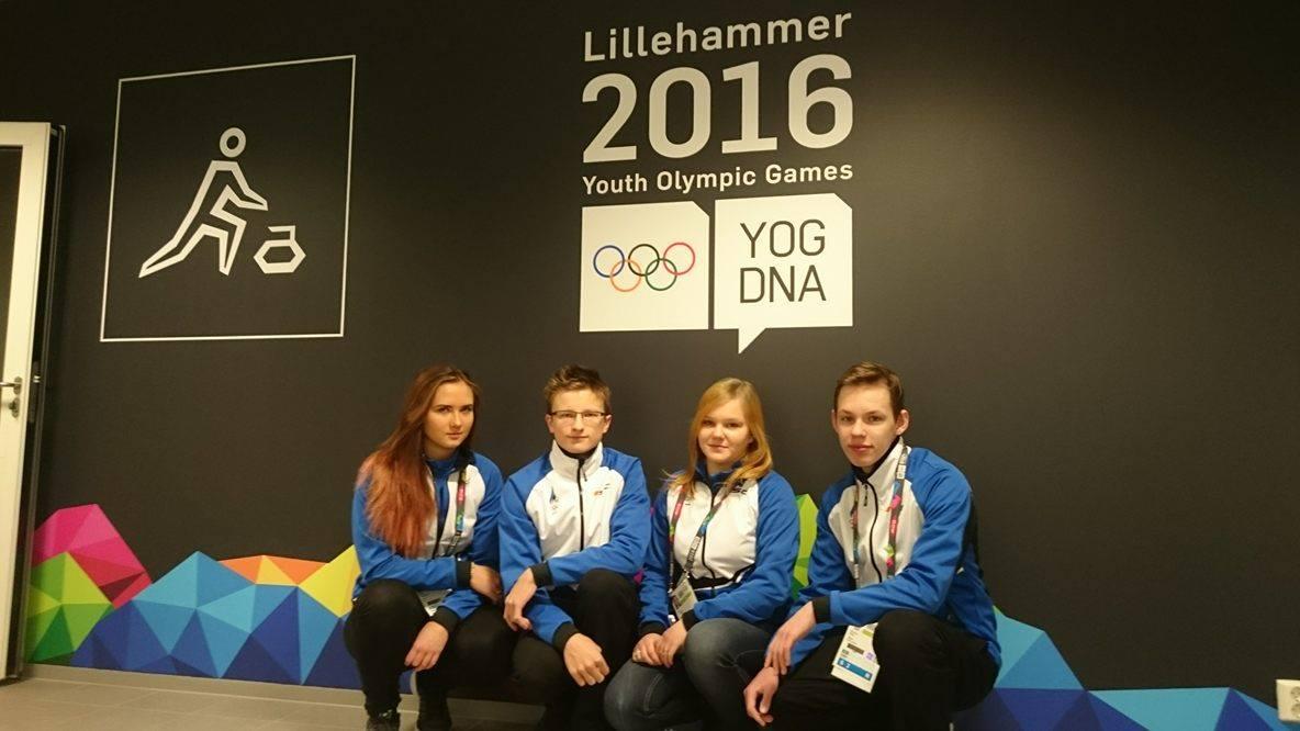 HEA ALGUS! Eesti curlinguvõistkond sai olümpiamängudel esimese võidu