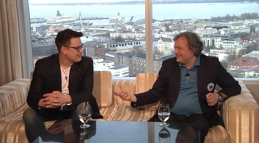 """AJAKIRI GOLF! SILMAPIIRIL ON """"HORISONT""""! Tallinna TV saade toob eetrisse kaks vinget meest"""