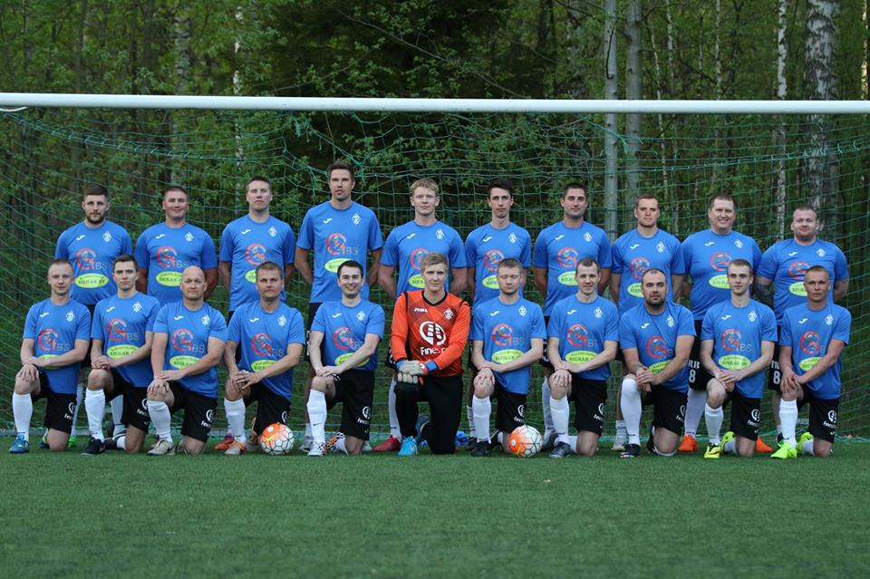 SAAGEM TUTTAVAKS! Dynamo EstoFut on eestlaste vutikamp Soomes