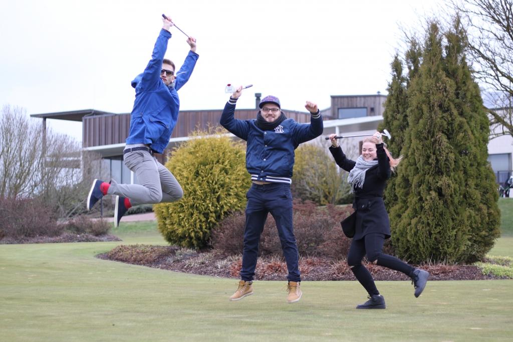 AJAKIRI GOLF! TASUTA GOLFIPÄEV! Algas registreerimine kolmandale avatud golfipäevale