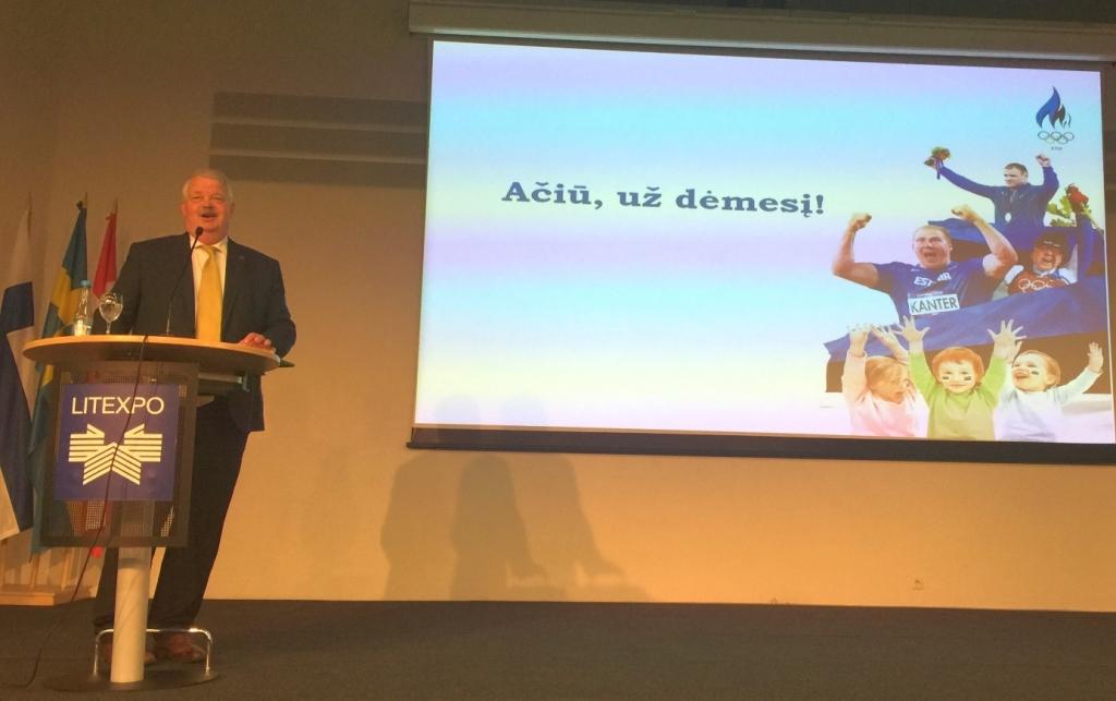 AJAKIRI GOLF! EOK asepresident Jüri Tamm: Kõik arenenud riigid on seadnud prioriteediks kasvatada sportivate inimeste arvu
