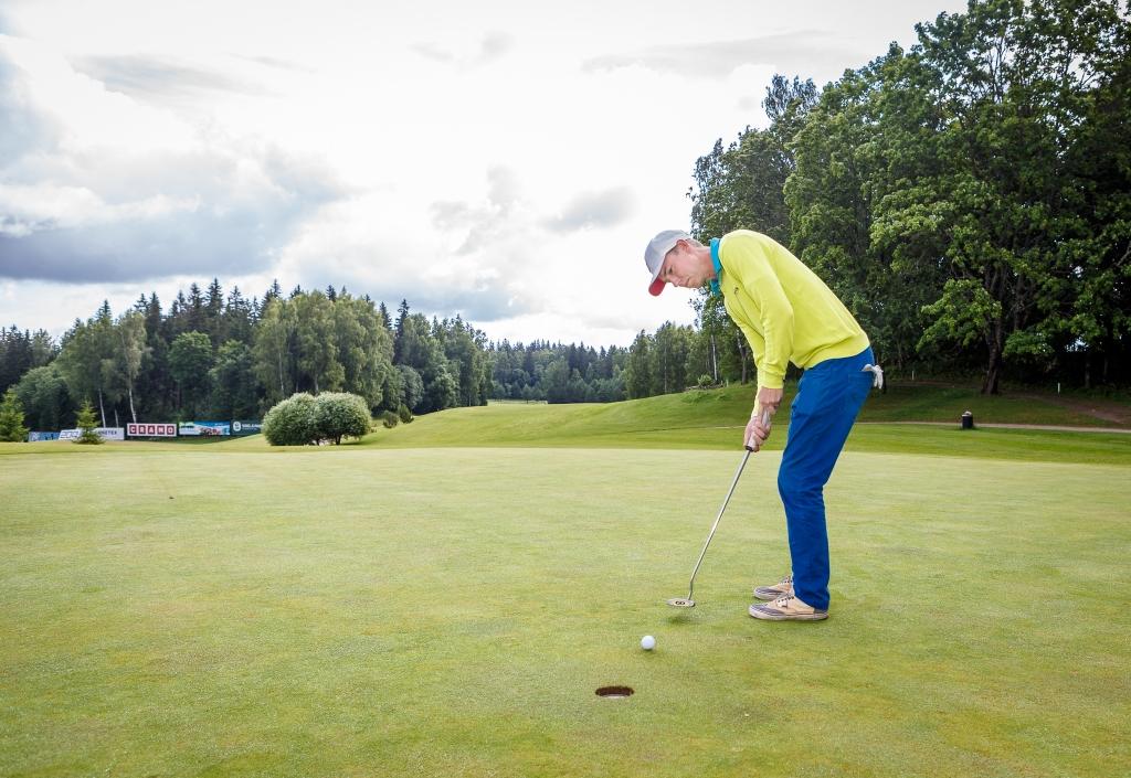 AJAKIRI GOLF! TARTUMAA VÕISTLEB! Otepääl selgitatakse Tartumaa parimad golfarid