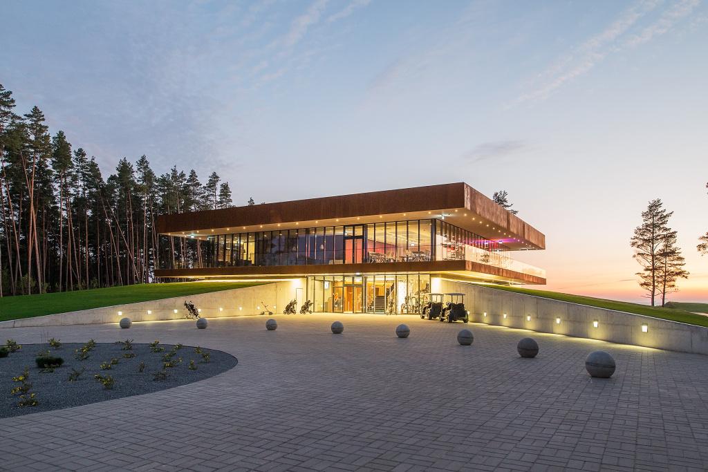 Pärnu Bay Golf Links Foto: Joosep Martinson