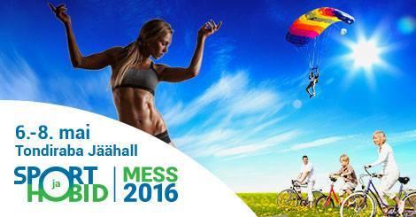 SPORDI- JA HOBIMESS! Sel nädalal toimub Tallinnas suurejooneline Spordi- ja Hobimess