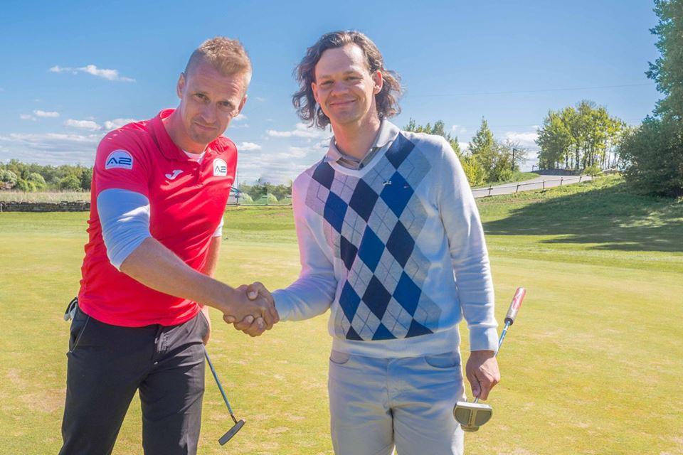 AJAKIRI GOLF! MIDAGI PÕNEVAT! Linna Golf vs EGCC match play