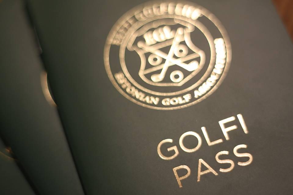 AJAKIRI GOLF! GOLFIPASSI REEGLITEST! Tänavune aasta on golfipassi testimise aeg