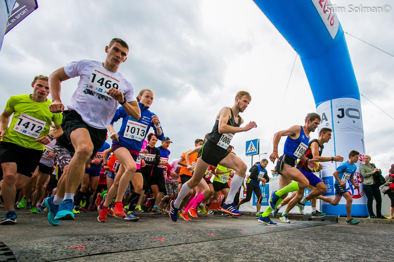 OSALEJATE REKORD! Rapla Selveri Suurjooksul püstitati tänavu osalejate rekord