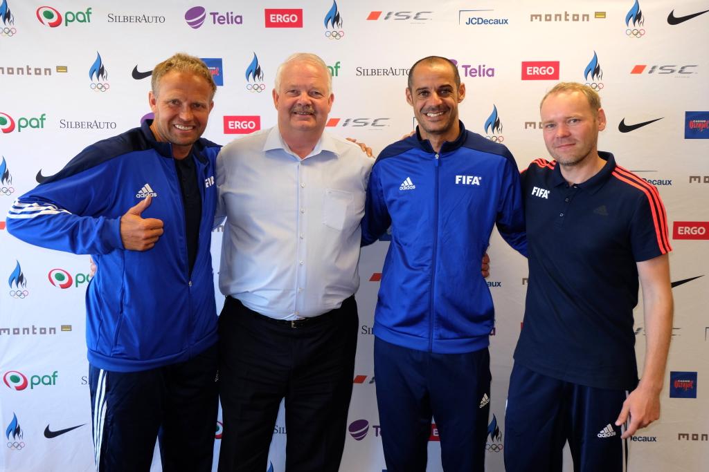 PARIM RANNAJALGPALLUR! Maailma parimaks rannajalgpalluriks valitud Madjer külastas Eestit