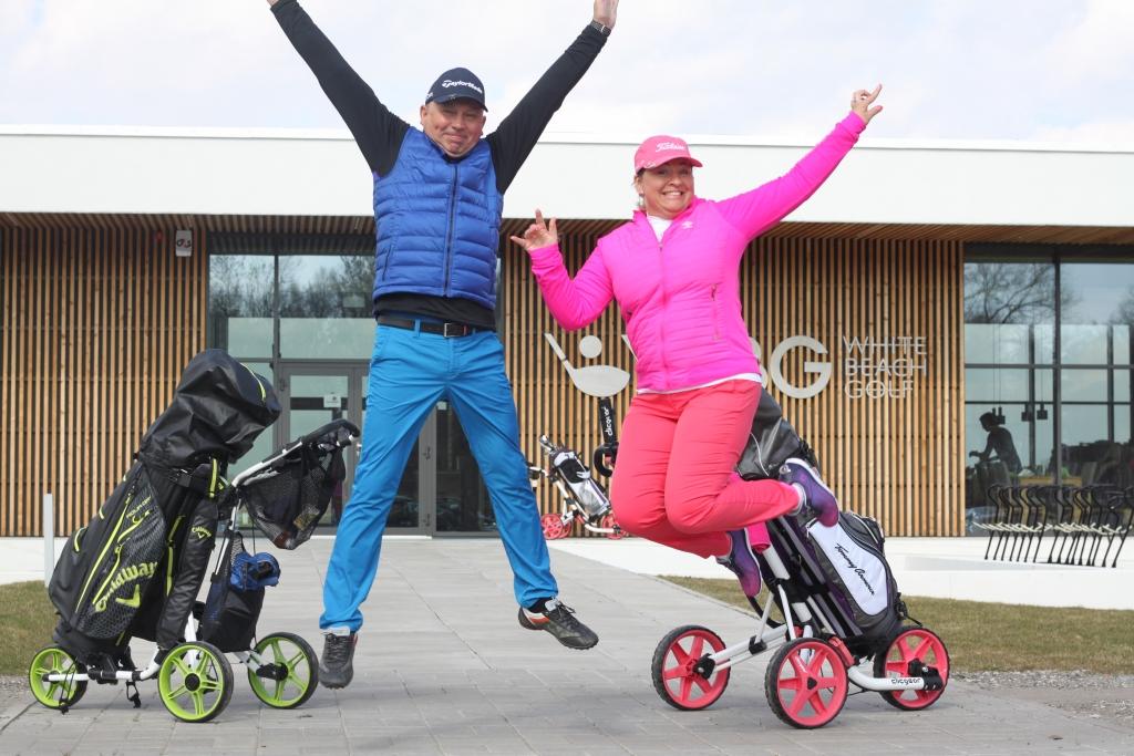 AJAKIRI GOLF! Täna toimub viimane tasuta golfipäev