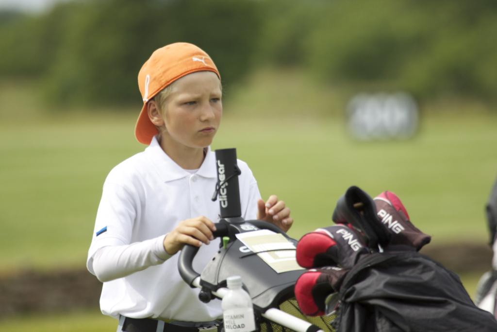 AJAKIRI GOLF! HEA TULEMUS! Richard Teder saavutas EM-võistlustel golfi sünnimaal 15. koha