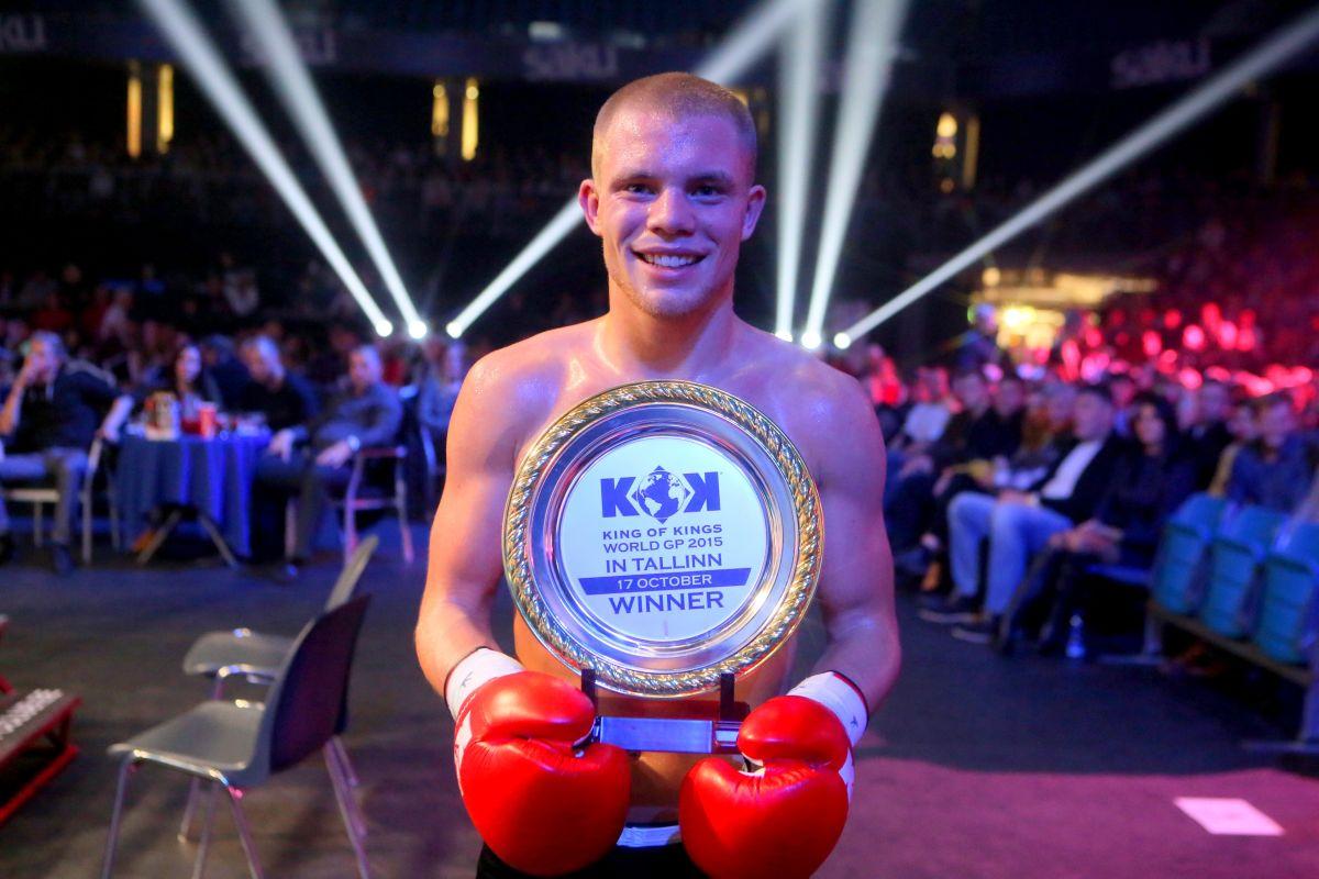 KING OF KINGS! Tais sügiseseks matšiks valmistuv Markko Moisar: saan siin sajaprotsendiliselt enda spordile keskenduda