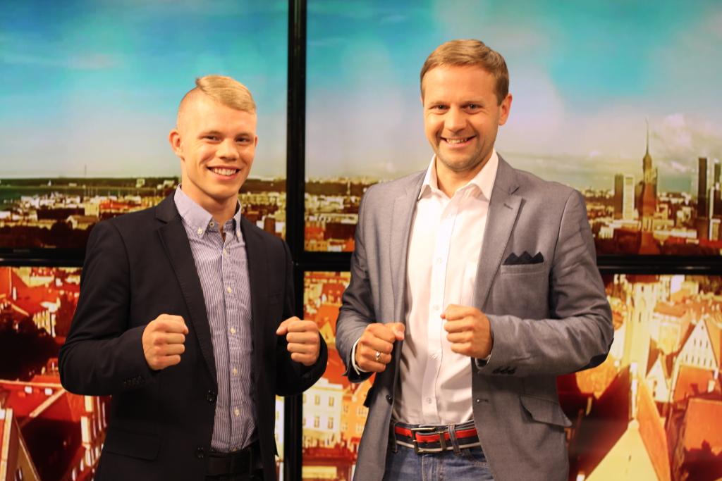 King of Kings sõdalane Markko Moisar sõitis Taisse turniiriks valmistuma