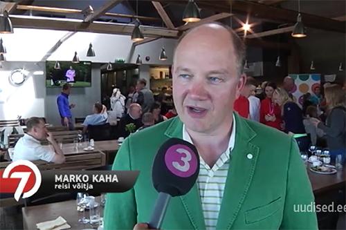 AJAKIRI GOLF! TV3 OPEN! Telekanali võistlustel sadas auhindu vihmaga võrdselt