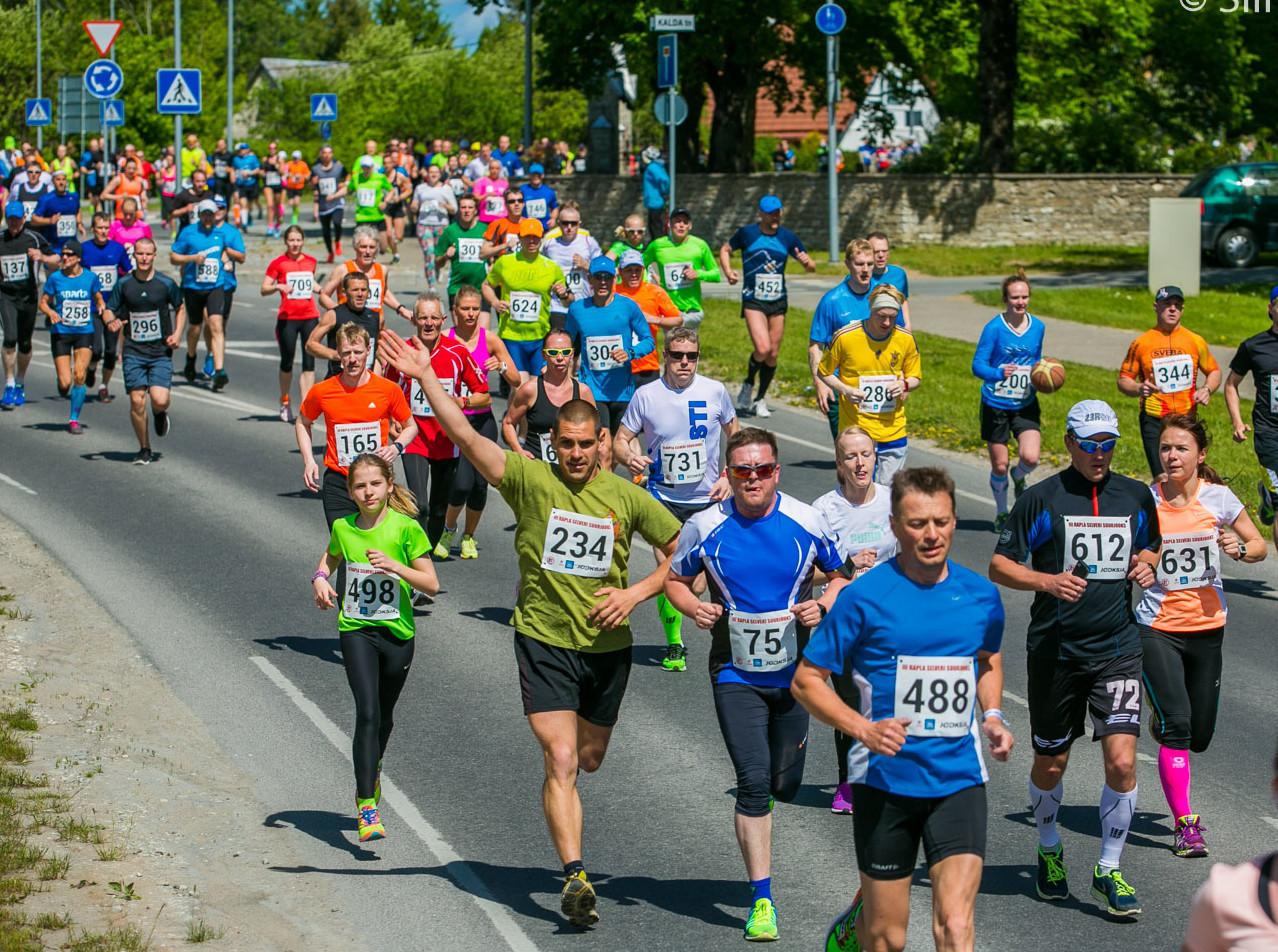 RAPLA SELVERI SUURJOOKS! Nädalavahetusel on Raplasse oodata põnevat jooksuvõistlust