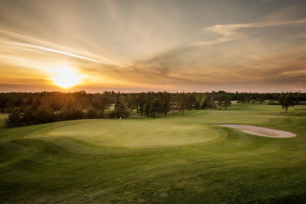 VIDEO I Jõelähtme golfikeskuses selgusid tänavused Eesti meistrid golfis
