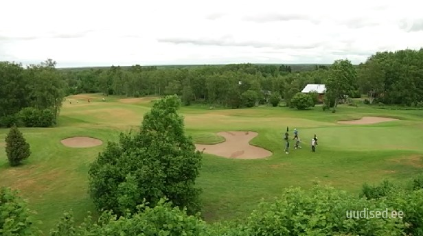 TV3 OPEN! Heitliku ilma kiuste nautisid golfarid mängu