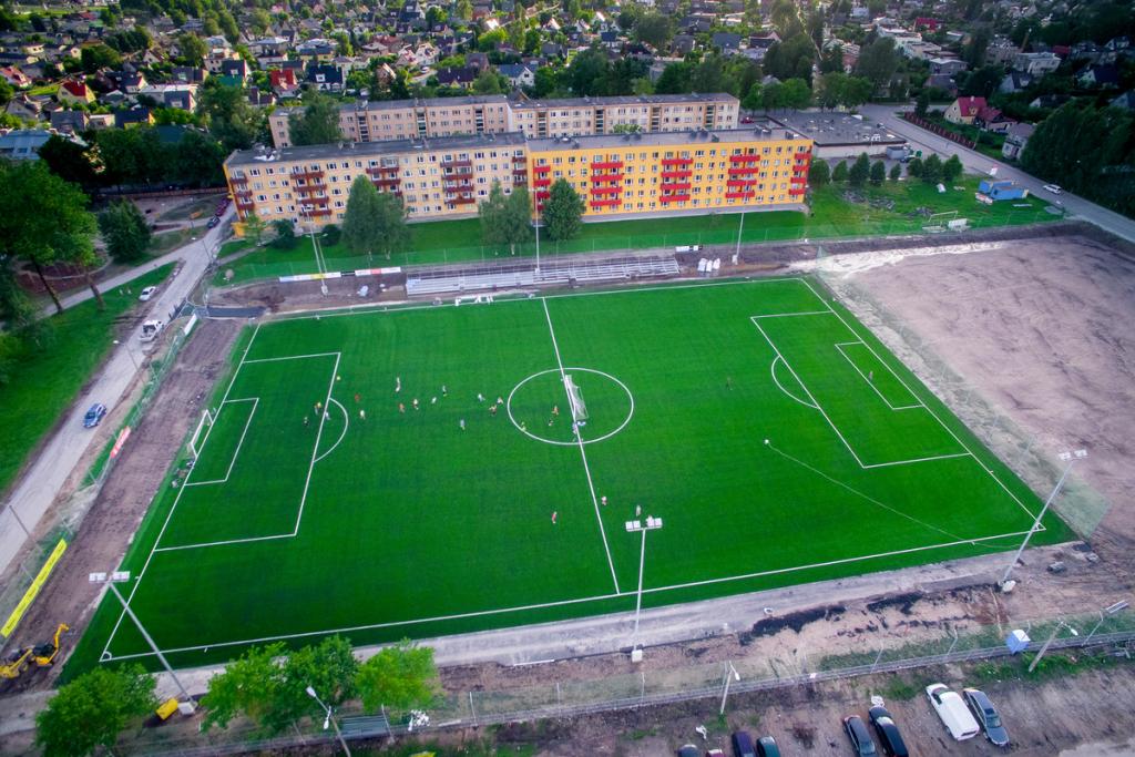 SPORT ÜHENDAB! Sepa Jalgpallikeskuse avab Eesti suurim jalgpalli EM-finaali ühisvaatamine