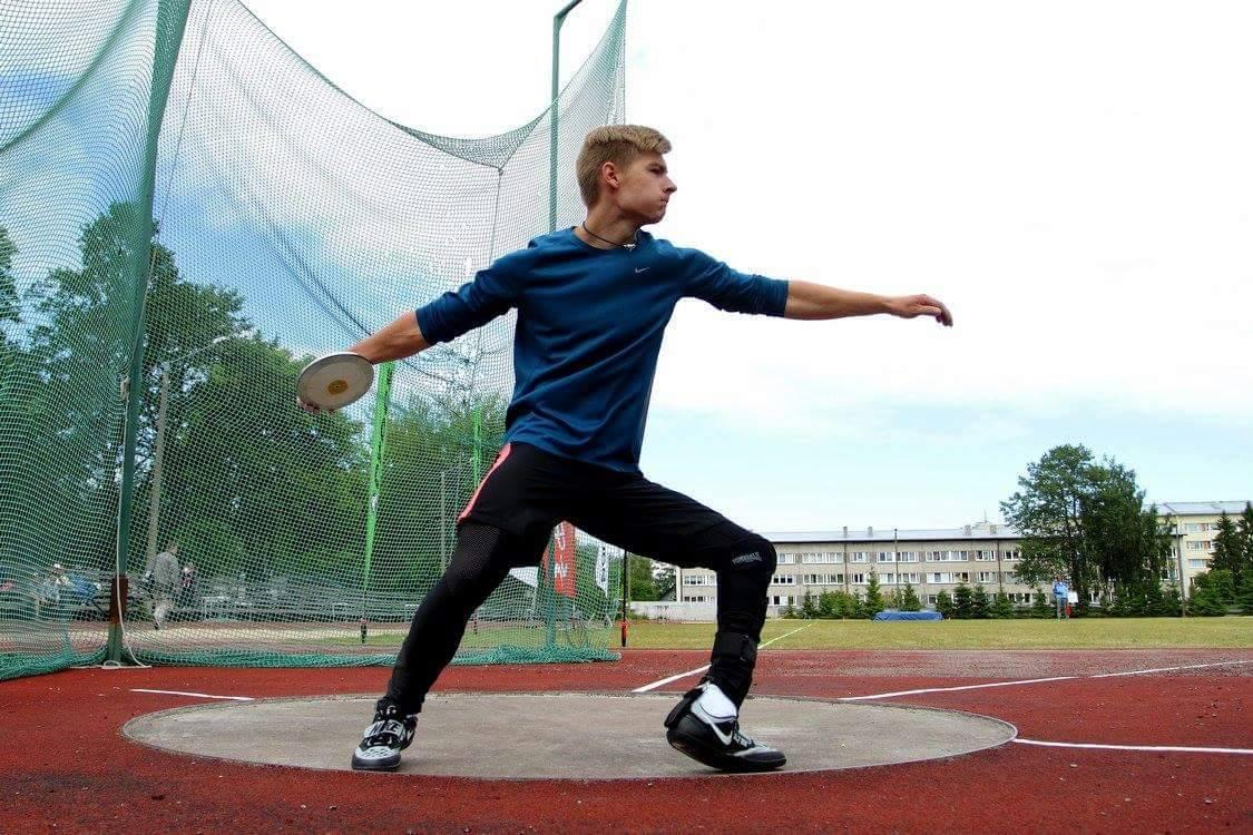HARUKORDNE PÄÄS PARAOLÜMPIALE! Liikumispuudega Eesti kergejõustiklane sai harukordse pääsu paraolümpiale