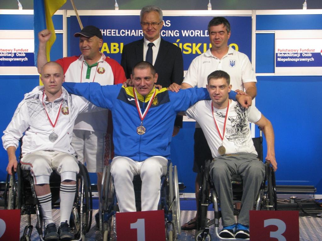 Eesti ratastoolivehkleja Aleksei Štšeglov tõi maailmakarika etapilt kaks pronksmedalit