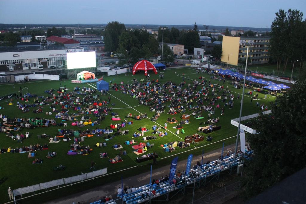 Sepa Jalgpallikeskuse avafestivali külastas üle 2000 inimese