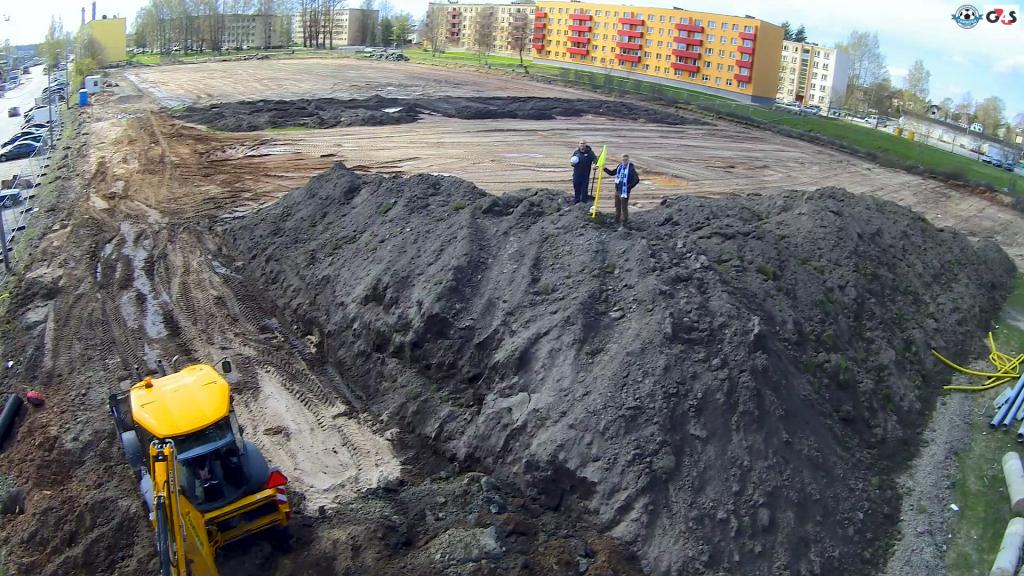 VAATA AEGVÕTTEVIDEOT! Vaata, kuidas rajati 80 päevaga Sepa Jalgpallikeskus