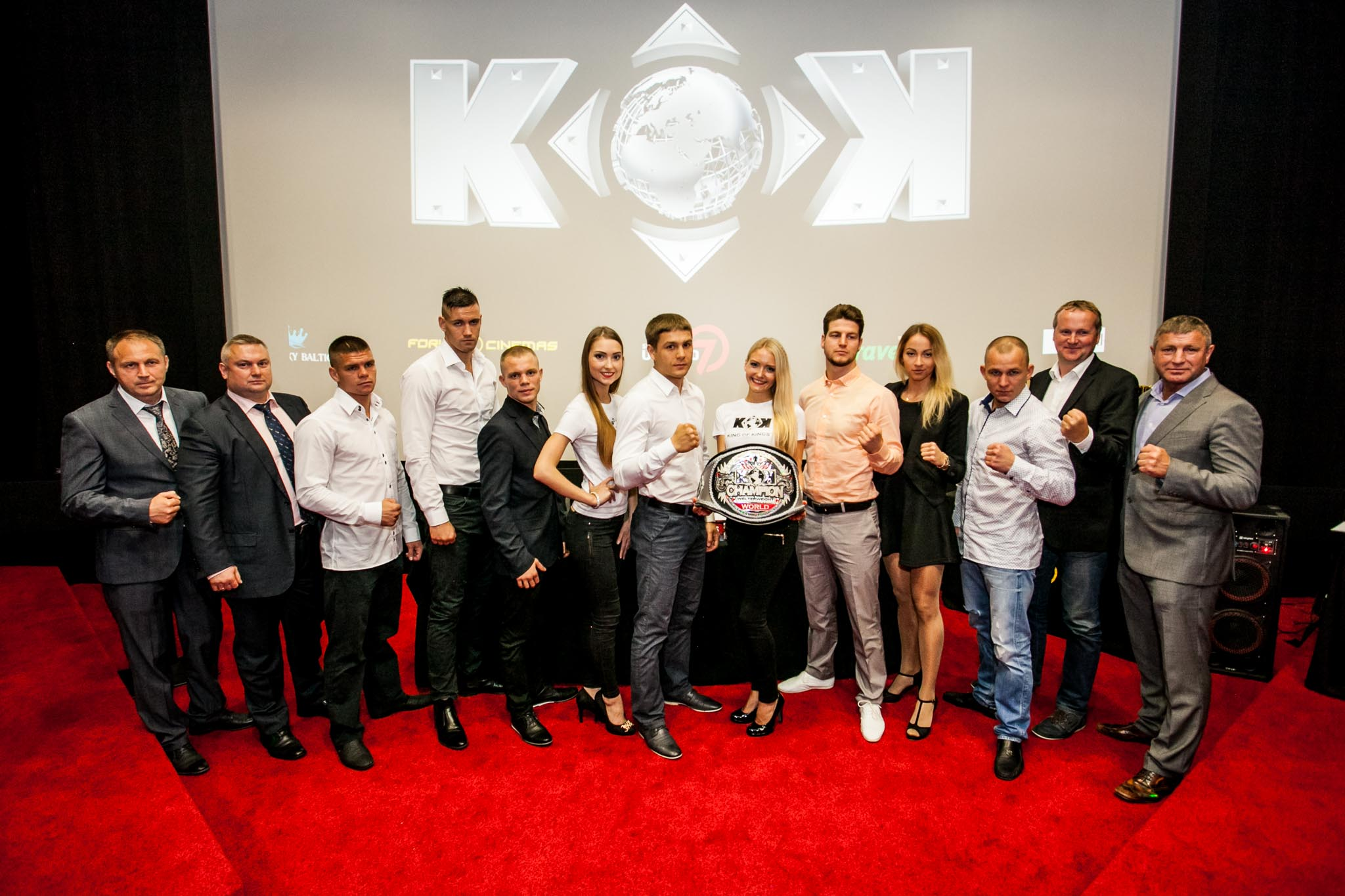 FOTOD! Täna esitleti King of Kings pressikonverentsil Eesti sportlasi