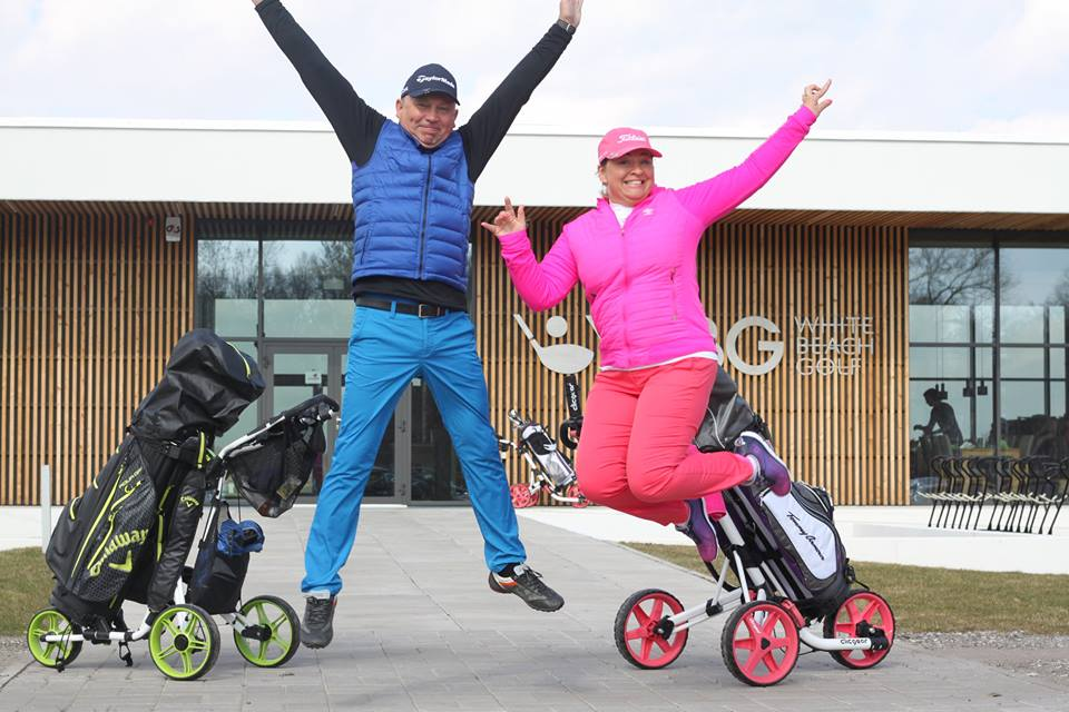 Pole kordagi golfikeppi käes hoidnud? Proovi Paide Suurel Sünnipäeval järele!