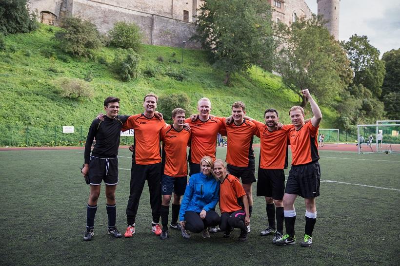 Eesti restoranide jalgpallimeister selgitatakse heategevuslikul turniiril