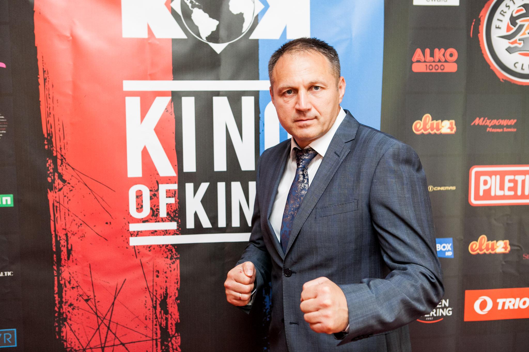 INTERVJUU! King of King leedukast president Donatas Simanaitis: igal riigil on vaja uusi noori talente