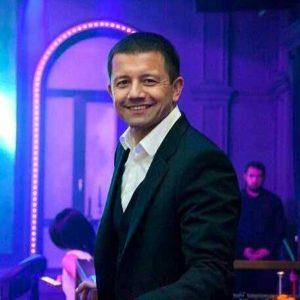 Moldova King of Kingsi esindaja Dorin Damir