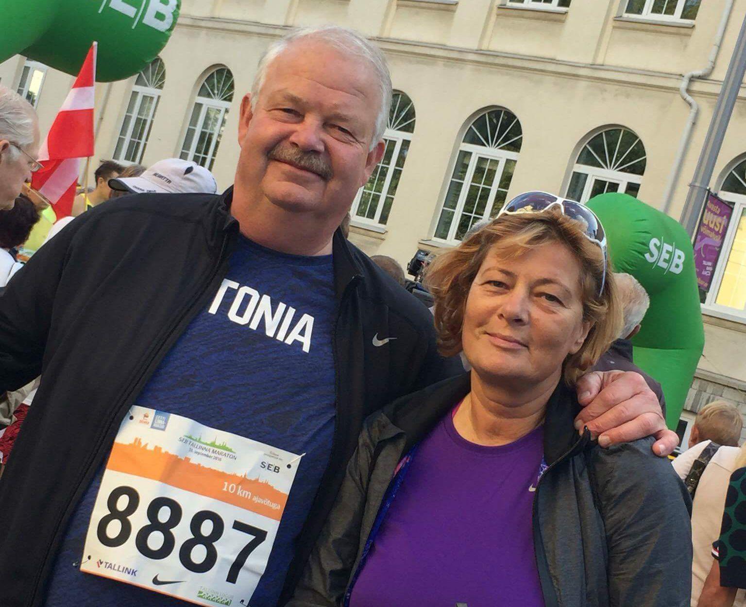 Jüri Tamm spordinädala avamisel: harrasta liikumisviisi, mis tõesti meeldib ja paneb südame tuksuma