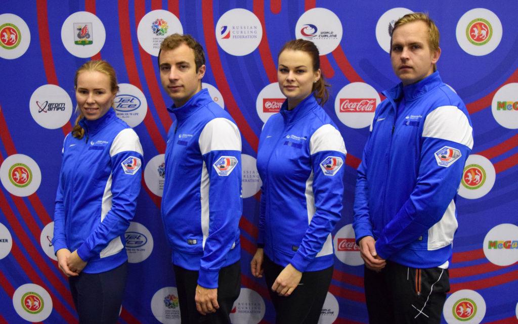 GALERII! Eesti curlinguvõistkond sai MMil kolmanda võidu